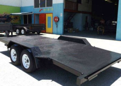 16ft Tilt Tray Trailer
