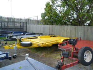 Assorted Car Trailers