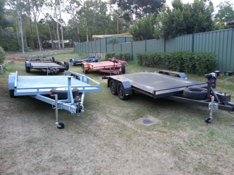 Trailers Hire Prices