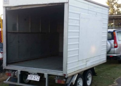 Pantec Box Trailer