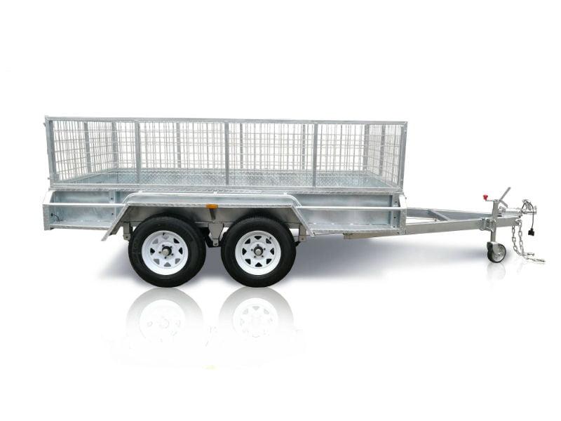 12 X 6 Ft Tandem Heavy Duty Box Trailer Budjet Trailer Hire