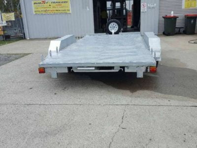 15 x 6 ft Tilt Car Carrier