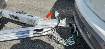16.6 x 6.6 ft Tandem Hydraulic Tilt Car/Bobcat/Loader Trailer ATM 3500kg