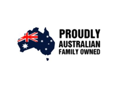 Proudly Australian Family Owned Business