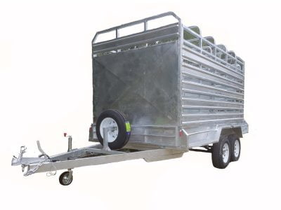 Cattle Float Trailer