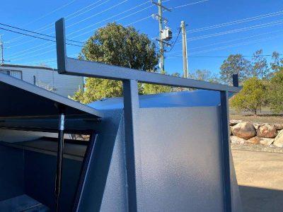 8 x 5 ft Tandem Tradesman Trailer ATM 2000kg