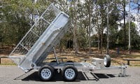 Hydraulic Tipper Trailers