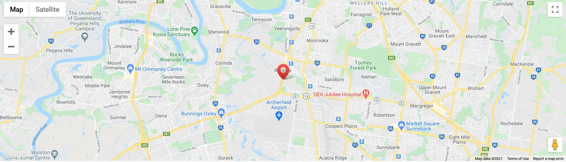 Budjet Trailer Hire and Sales - 1468A Ipswich Rd, Rocklea QLD 4106